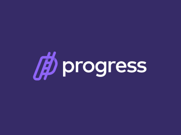 Progress logo by Slavisa Dujkovic