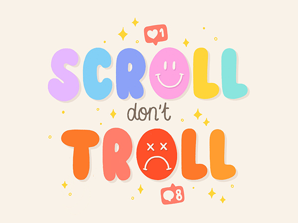 scroll don't troll