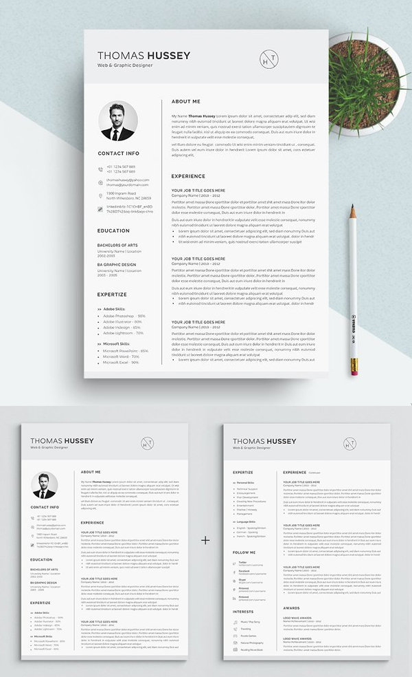 50 Best Resume Templates Of 2020 - 13