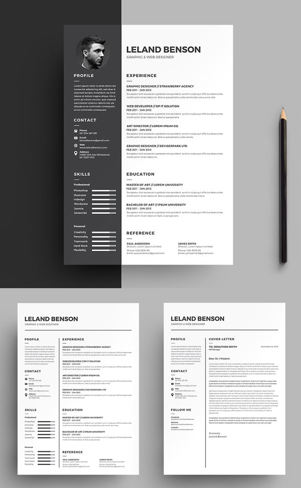 50 Best Resume Templates Of 2020 - 14