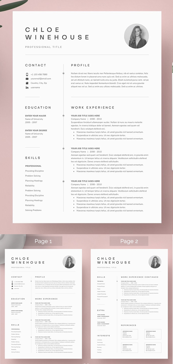50 Best Resume Templates Of 2020 - 15