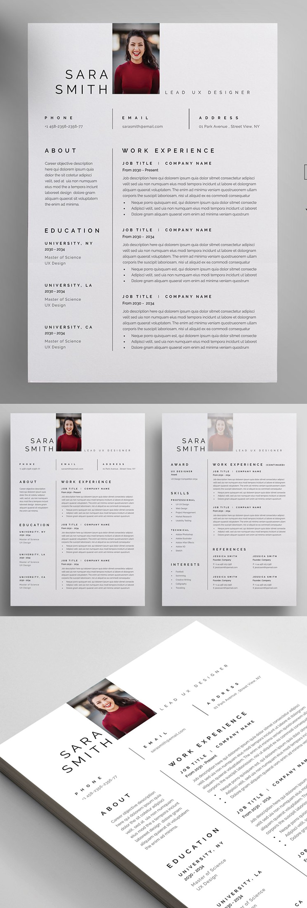50 Best Resume Templates Of 2020 - 23
