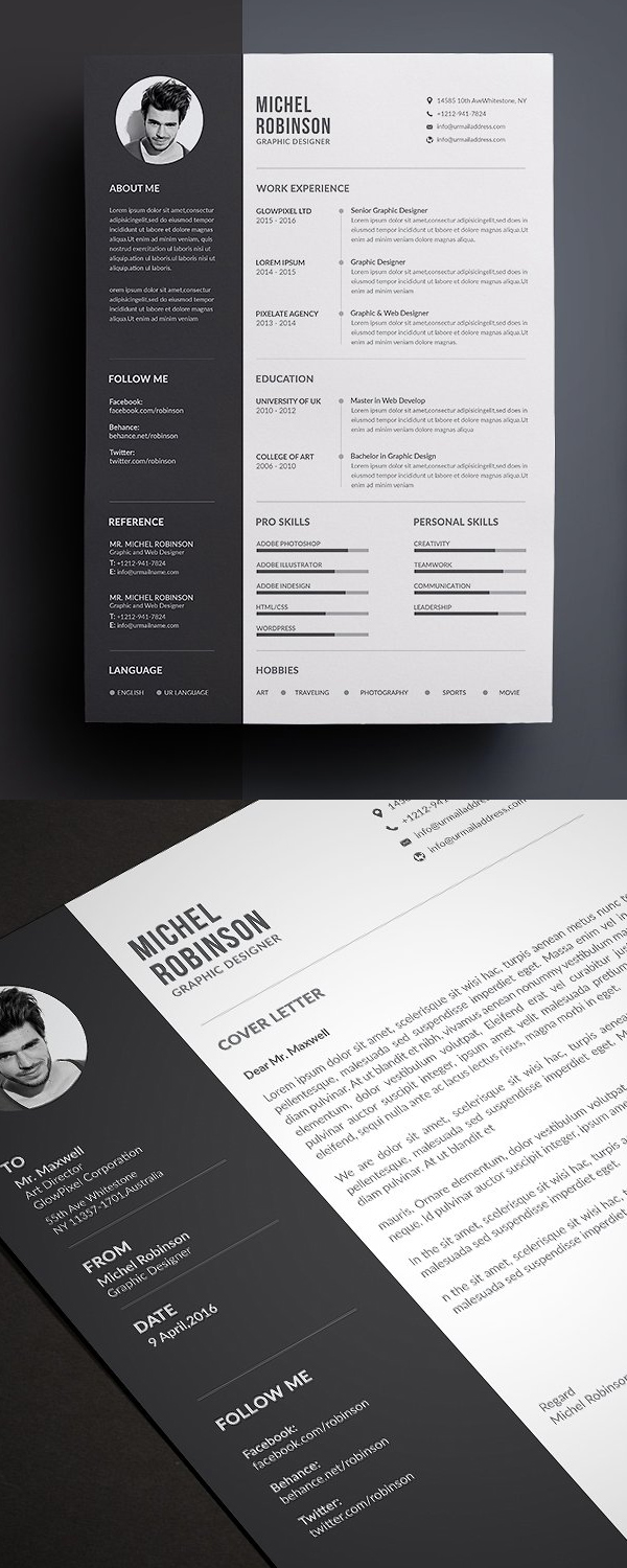 50 Best Resume Templates Of 2020 - 33