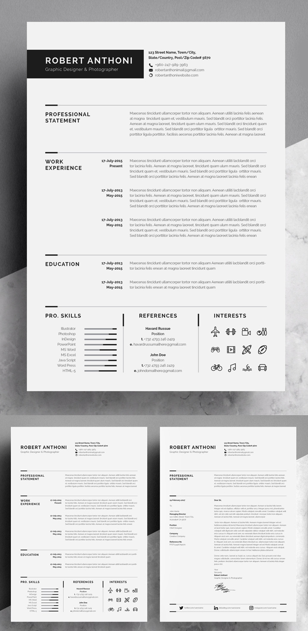50 Best Resume Templates Of 2020 - 50