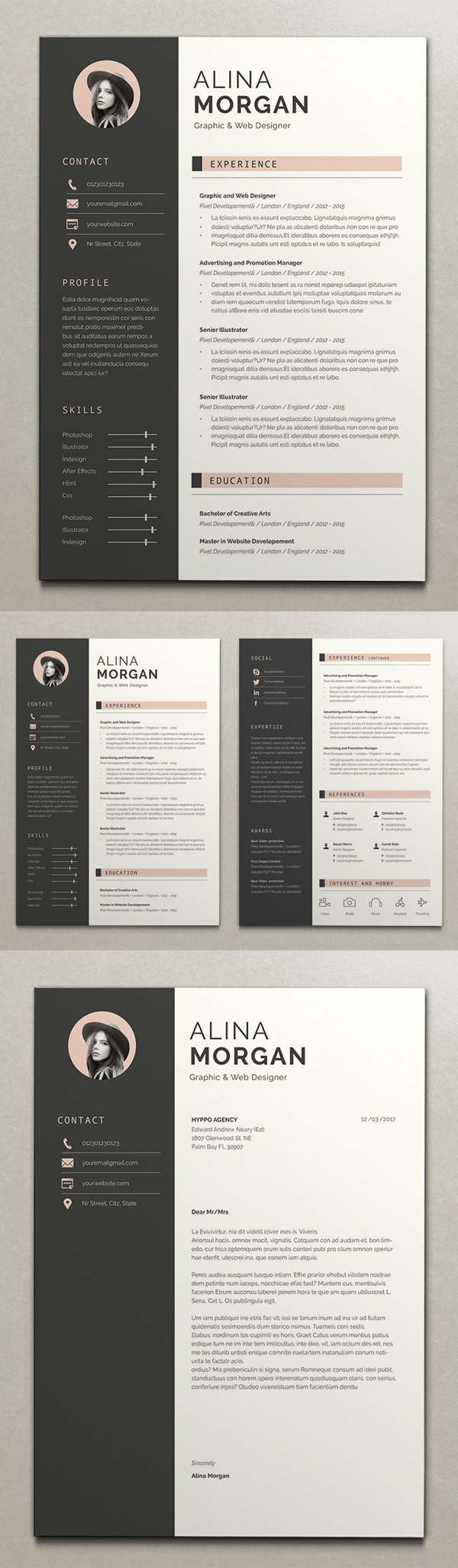 50 Best Resume Templates Of 2020 - 6