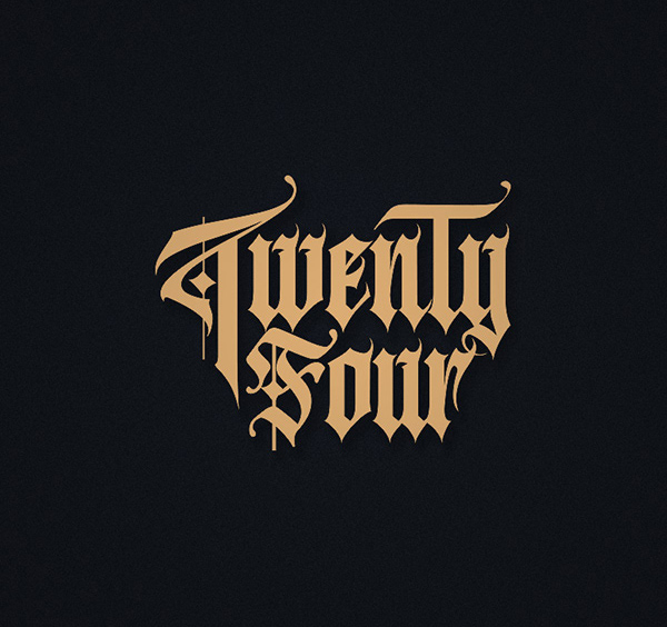 Remarkable Calligraphy and Lettering Designs for Inspiration - 1