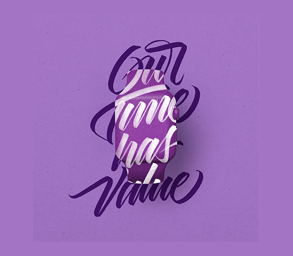 Remarkable Calligraphy and Lettering Designs for Inspiration - 14