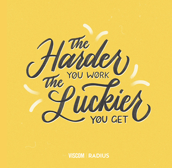 Remarkable Calligraphy and Lettering Designs for Inspiration - 18