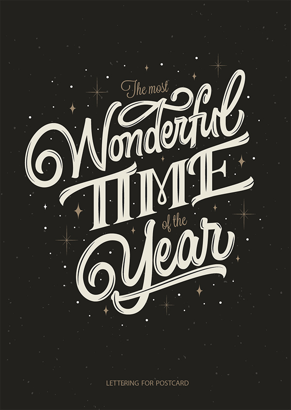 Remarkable Calligraphy and Lettering Designs for Inspiration - 32