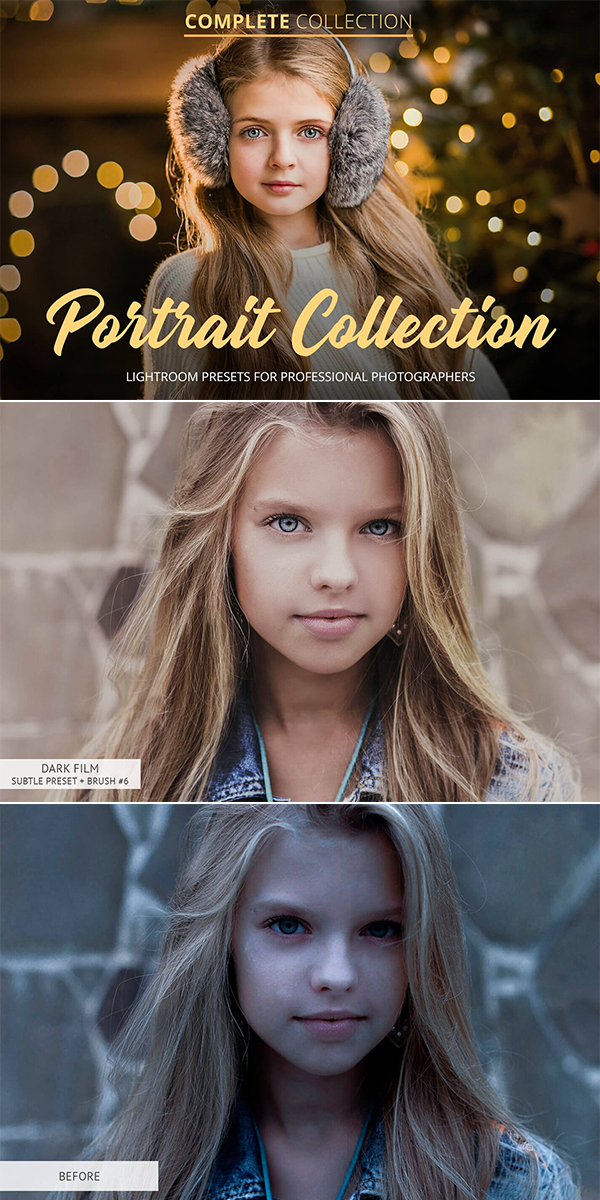 Stylish Portrait Collection