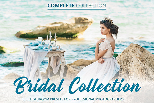 Bridal Collection Lightroom Presets