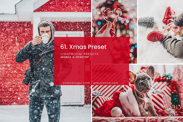 Amazing Xmas Lightroom Preset (61)