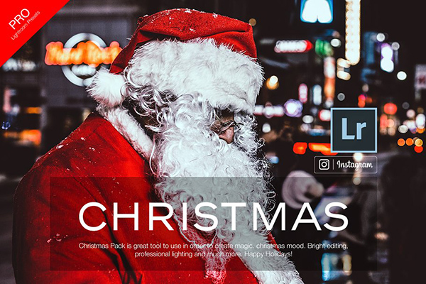Christmas Lightroom Presets For 2020