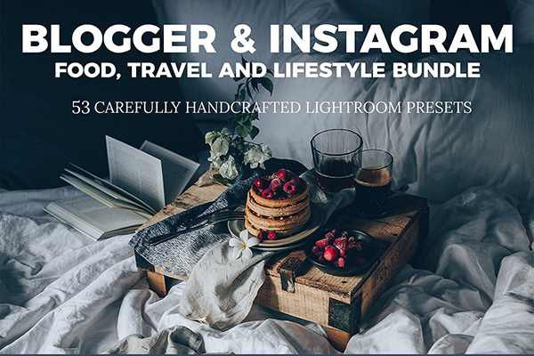 Blogger & Instagram Lightroom Presets