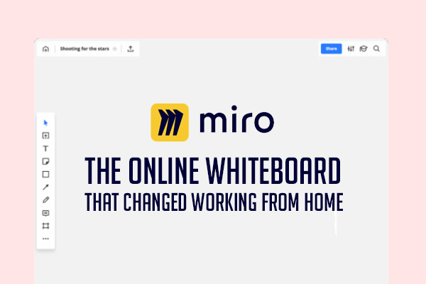 Miro – The Online Whiteboard That Changed Working From Home