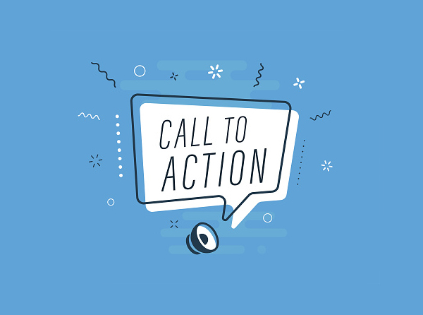 focus on what the Call-to-Action