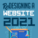 Post Thumbnail of 10 Great Tips For Redesigning A Website in 2021