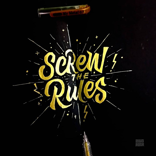 30 Remarkable Lettering Quotes and Typography Designs for Inspiration - 10